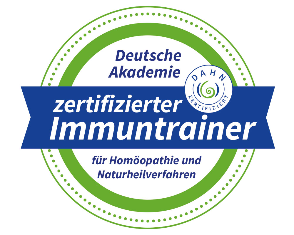 Zertifizierter Immuntrainer Logo
